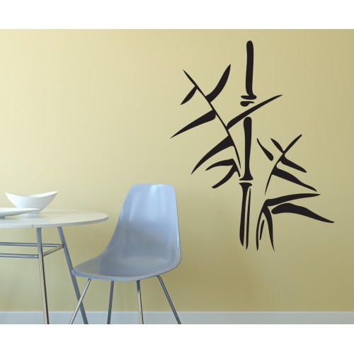 Стикер  за стена модел 31018 бамбук