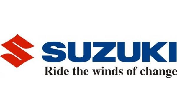 Стикер SUZUKI лого модел 21000
