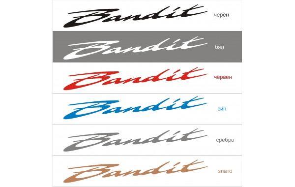 Стикер SUZUKI Bandit модел 21004