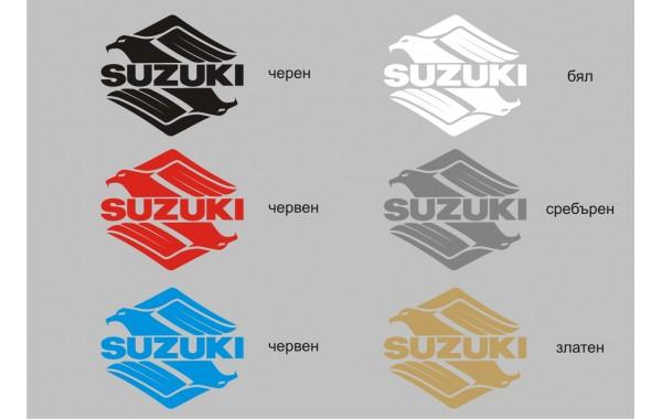 Стикер SUZUKI Intruder модел 21057