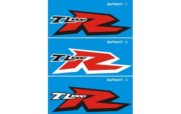 Стикер SUZUKI TL1000R  модел 21064