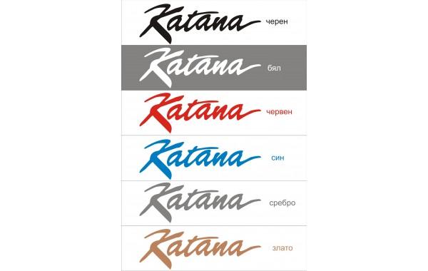 Стикер SUZUKI GSXF 600 Katana OLD модел 21066