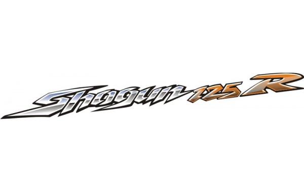 21068 Стикер SUZUKI Shogun 125R