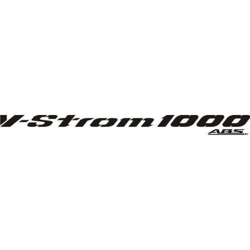 21084 Стикер Suzuki V-strom1000 1-color