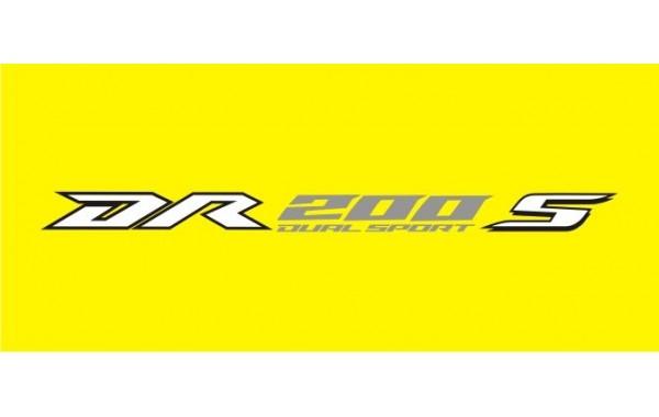 21085 Стикер SUZUKI DR 200S