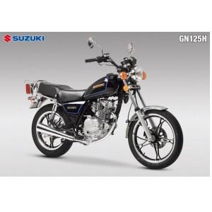Стикер SUZUKI GN125H модел 21093