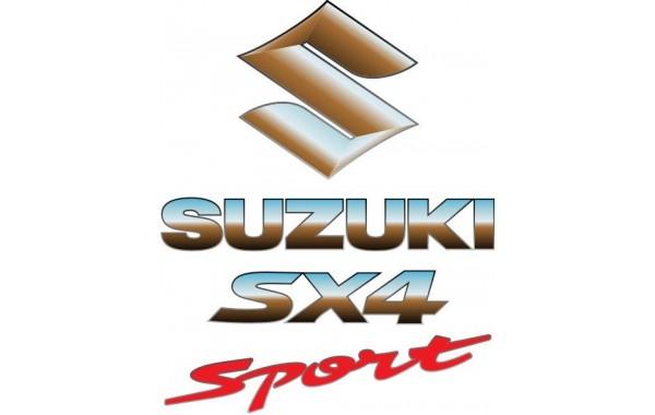 Стикер SUZUKI SX4 Sport модел 21072