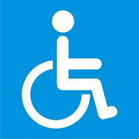 Табела или стикер Инвалид модел 24073