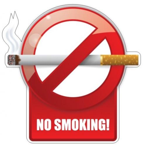 Табела или стикер Забранено Пушенето модел 24112