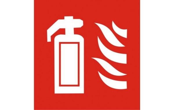Табела или стикер Пожарогасител модел 24036